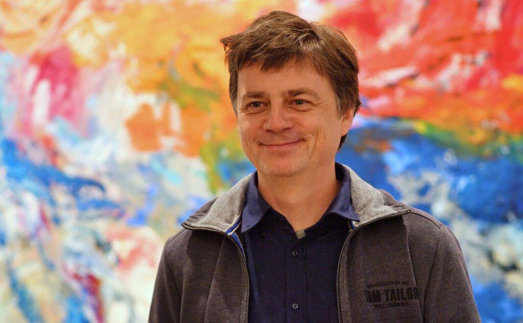 Autor Radek Knapp